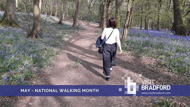National Walking Month - Bradford